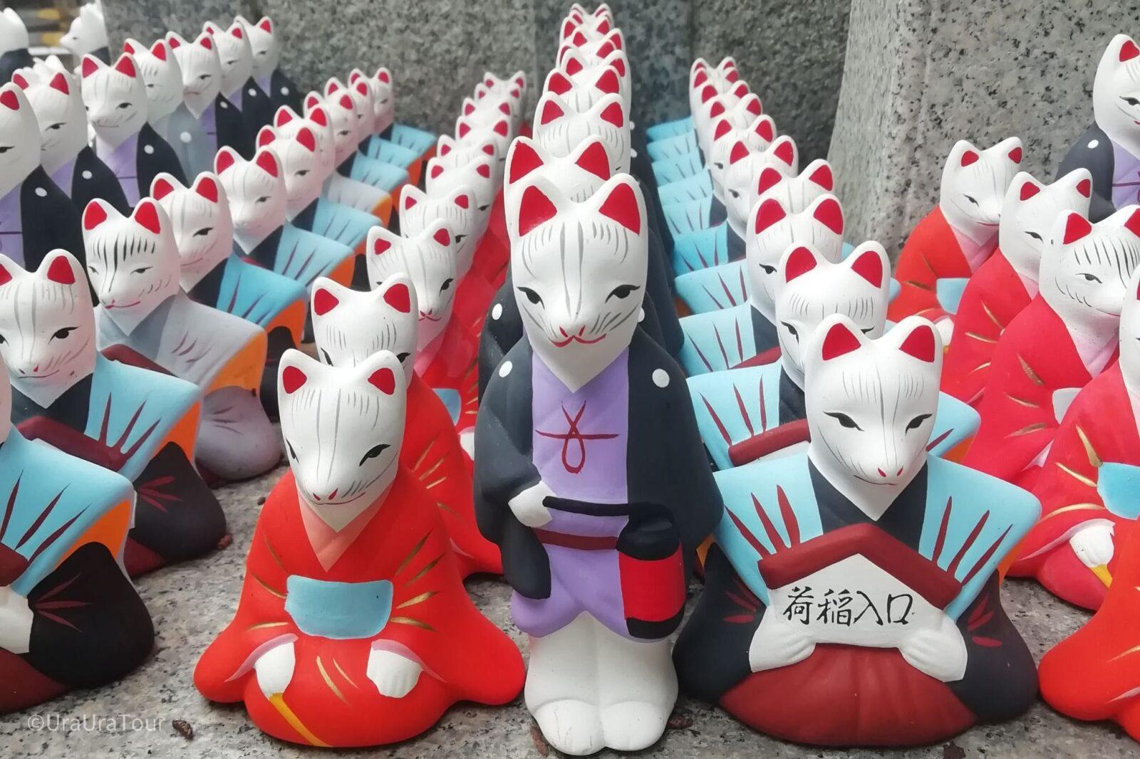 【京都観光人気NO.1☆知ってるつもりの伏見稲荷大社♪壱のお話「稲荷入門編」】~知っとこ!お稲荷様の真実と不思議~ 画像3